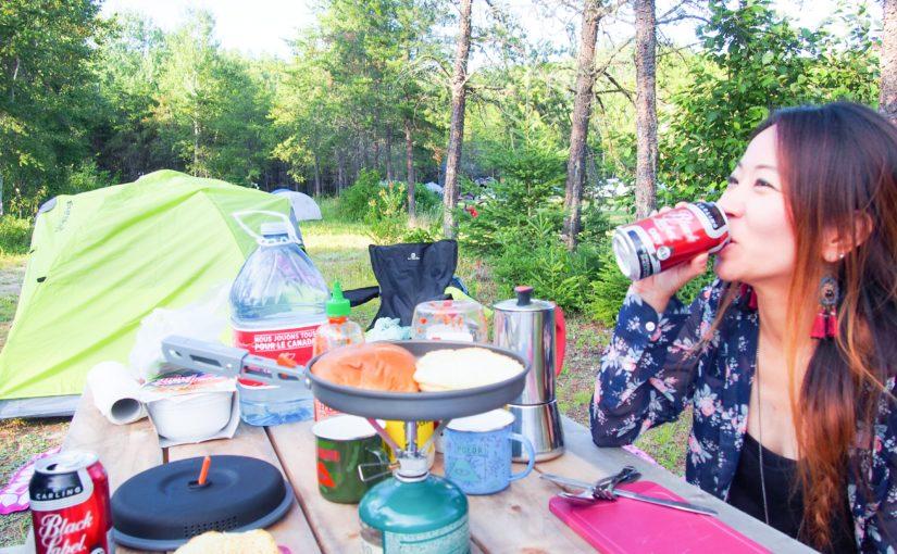 #26 Hiking & Camp